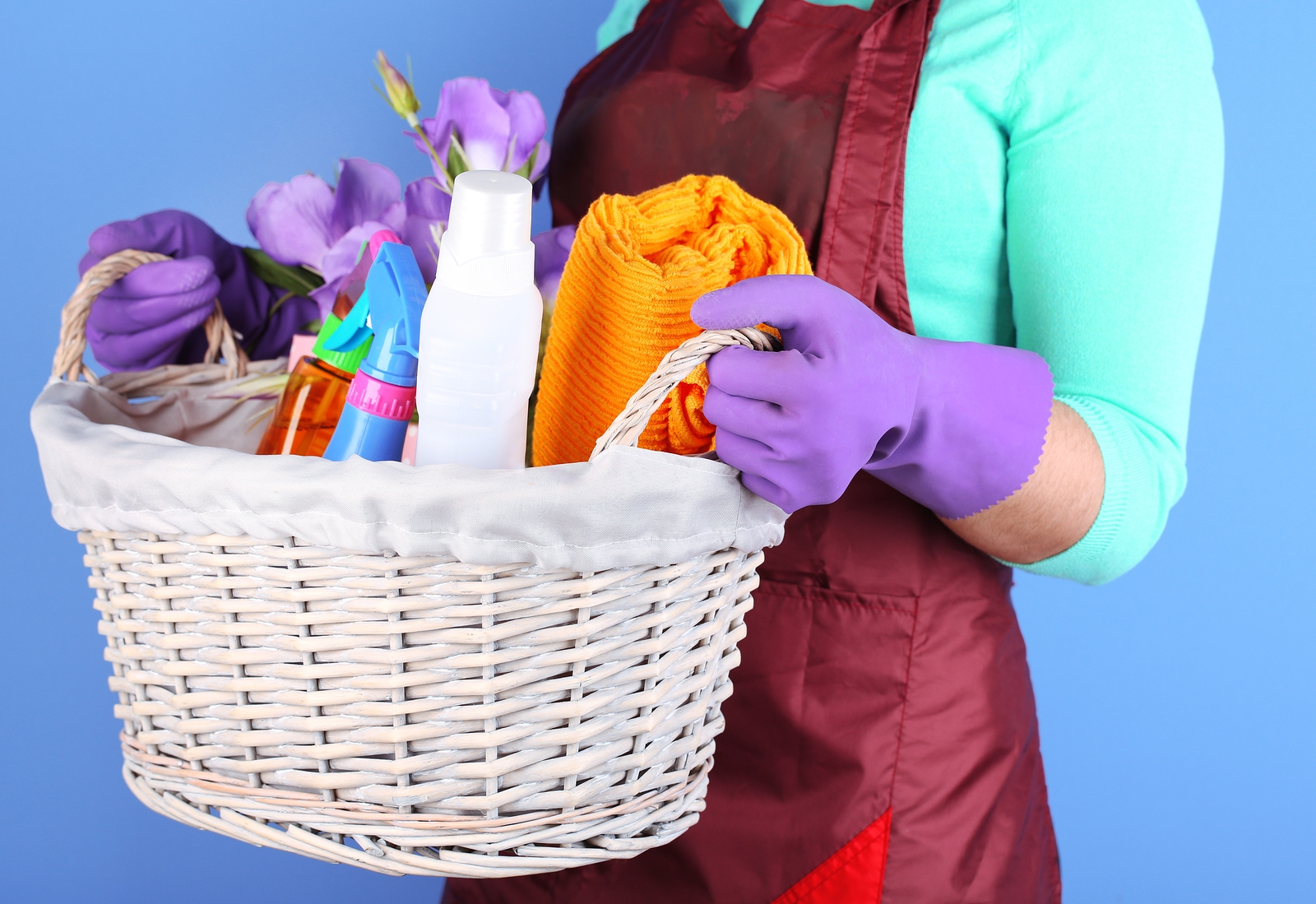 bigstock-Housewife-holding-basket-with-61894304