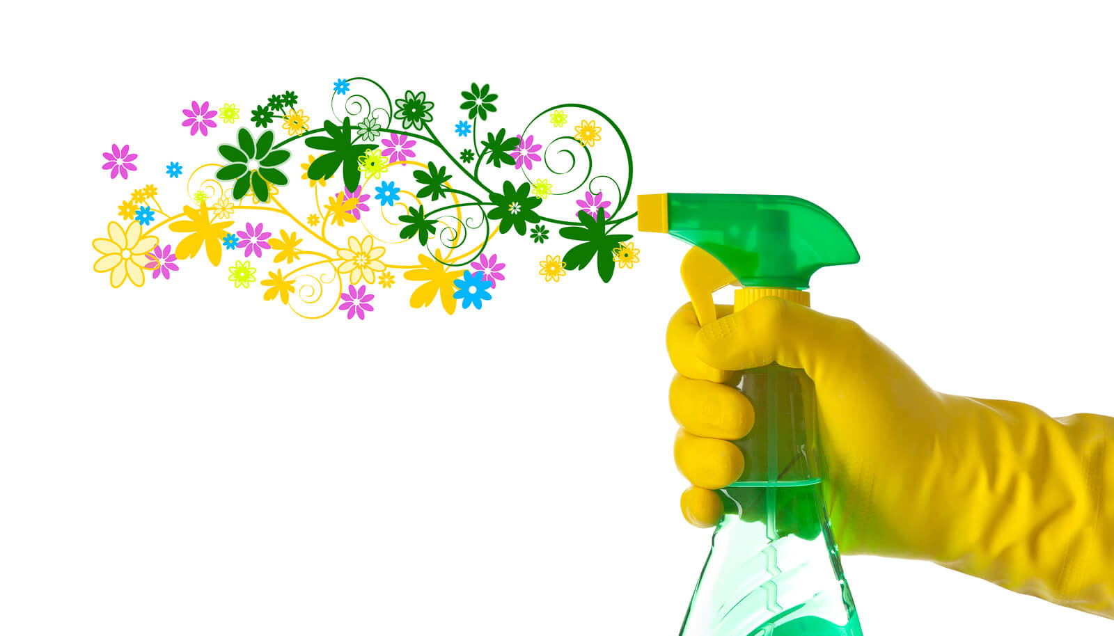 Spring Cleaning: The Added Benefits of a Clean Home