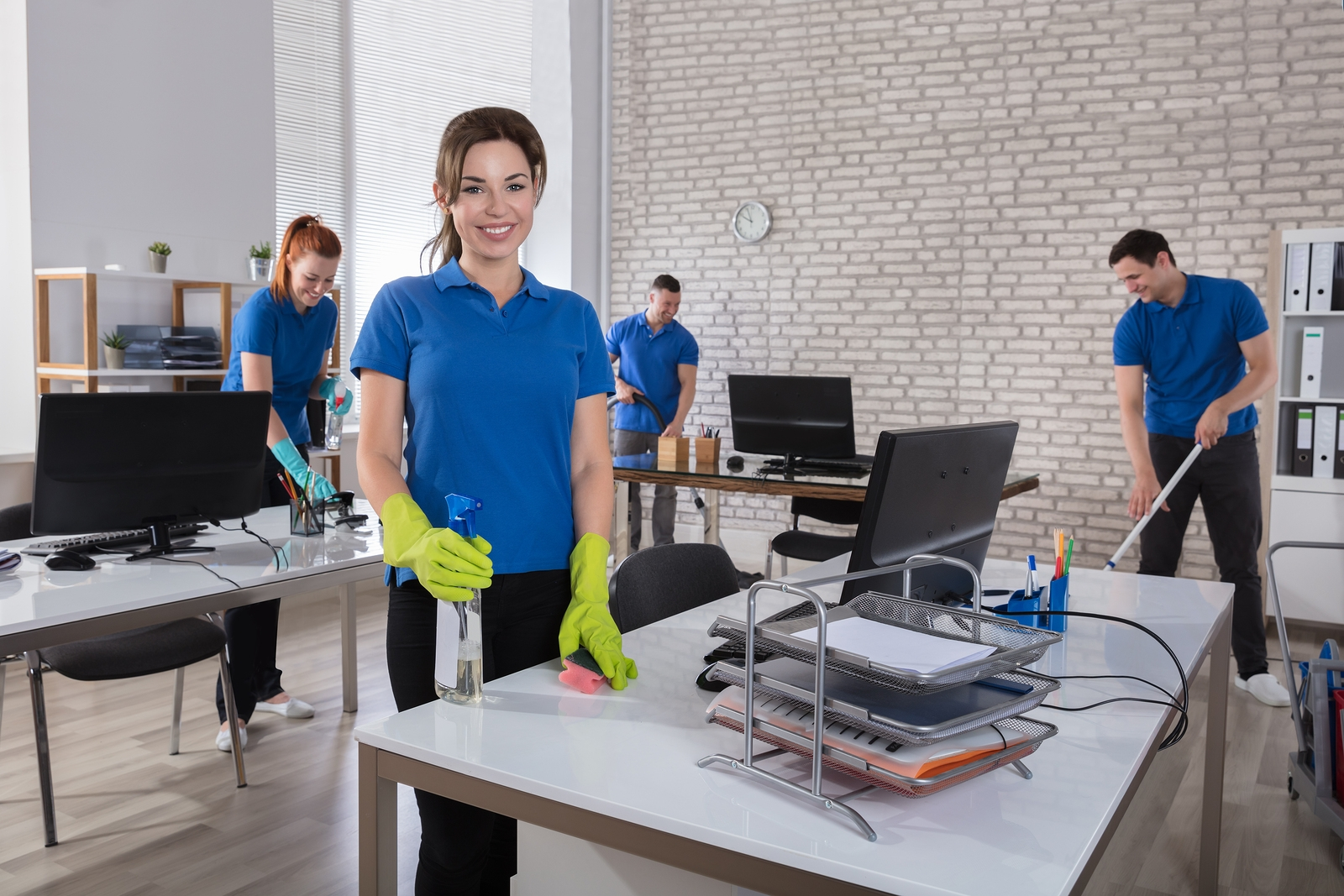Hiring a Commercial Cleaning Company is a Wise Business Investment